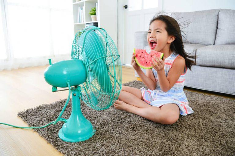 combattere caldo estivo