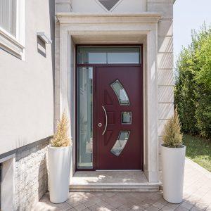 Porta blindata Brescia